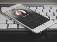 Daily UI: User Profile