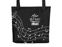 Music is My Life - Music Notes