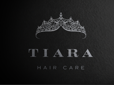 Tiara Hair Care website illustration design logo become impressive hiremarthalynnlaskie yonkersagency graphic design productdesign branding