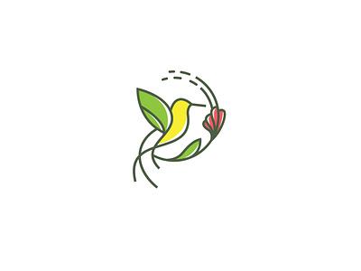 natural bird merek illustration branding desain icon ilustracion animasi vektor design logo