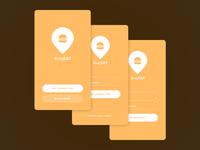 [Budgeat app] Sign up - Login