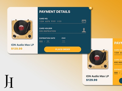 Daily UI Challenge #2 web icon ux typography branding logo checkout page credit card checkout ui minimal design daily ui 002 daily ui daily 100 challenge application design app