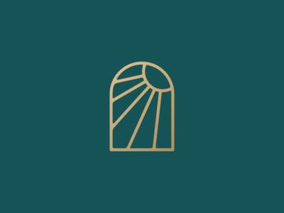 Bright and airy lineart minimal fashion interior design branding icon design iconography icon logo design logo