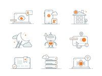 Luma Spot Illustrations