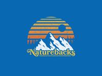 Nature back retro 06