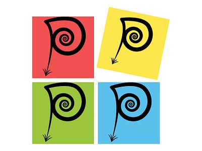 Single Letter Logo day04 dailylogochallenge