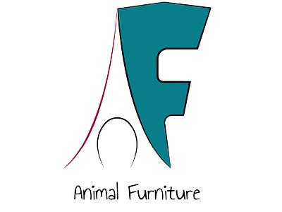 Animal Furniture Dribbble illustrator animal logo