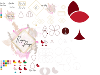 Rosyne Logo Ideas