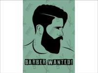 Barber Poster