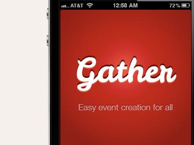 Gather startup