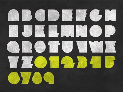 Hitchcock Heavy heavy chunky family font vector illustration typography typeface
