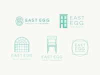 East Egg Logo Sketches