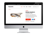 Hopscotch E-commerce Cycling Shop
