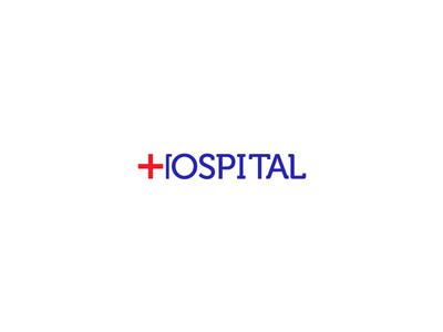 HOSPITAL health care typography branding logo health medical hospital