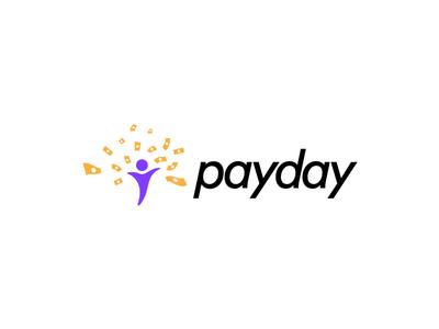 Payday wealth finance cash money logo