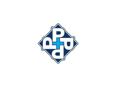 P - Clinic branding logo hospital health clinic