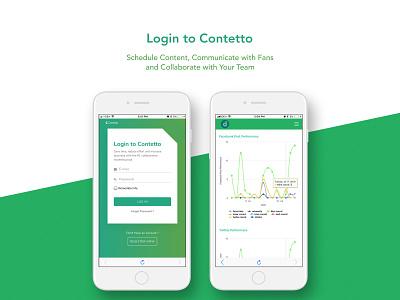Social media management faster and easier. app ui customwebapp graphic design creative appdesign webdesign uxdesign uidesign