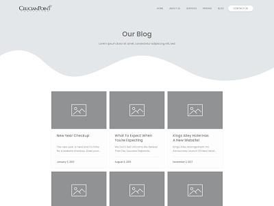 Blog page web vector icon ux branding graphicdesign designinspiration ui customwebapp graphic design creative webdesign uxdesign uidesign