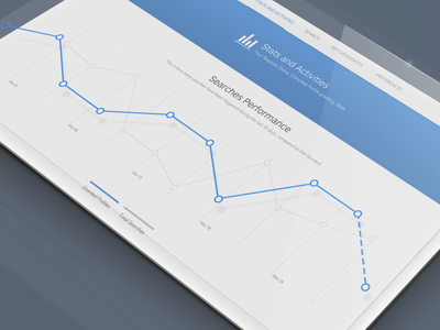 Careers - Stats job hire hiring careers career simple minimal layout website ui ux design
