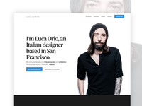 Luca Orio - Personal Website
