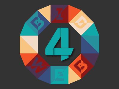 Bid4web Logo