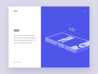 Health Care App - 404
