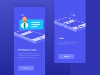 Health Care App - Permissions