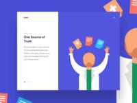 Healthcare App | Onboarding for desktop app