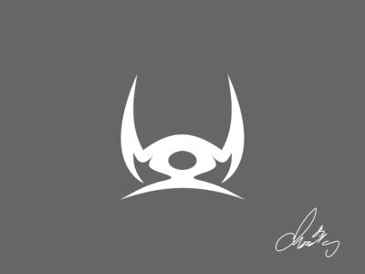 Horn Eye vector icon design brand logo branding