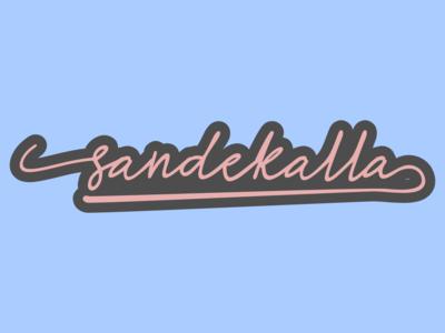 Sandekalla