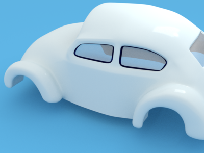 Car Frame VW