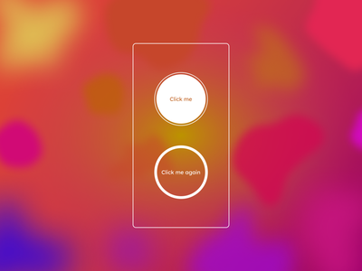 Daily UI 83 circular buttons button mobile app mobile material design design dailyui daily 100 challenge daily