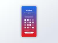 Daily UI 100