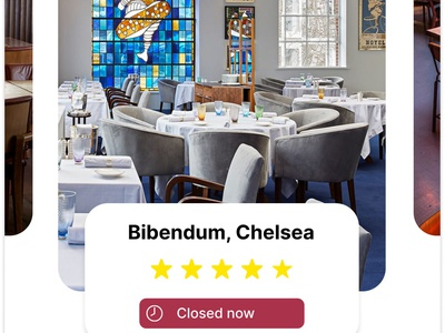 Restaurant table booking app restaurant reservations booking app figma concept clean ui mobile design mobile app design mobile app app