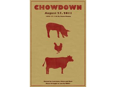 Chow Down 2011