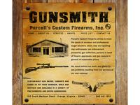 Purcell Custom Firearms website