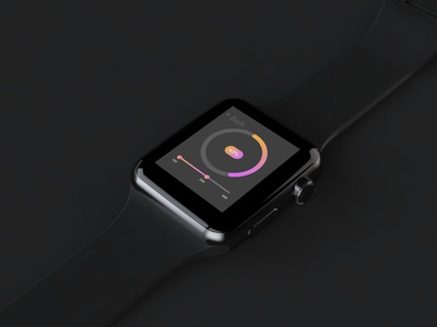 Apple Watch - 44mm ios branding visual graphics designer watch face slider design timer ux designer apple mockup user inteface uiux designer uiuxdesign apple watch mockup apple watch design iwatch watch os ui adobexd sketch app