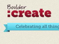 Boulder:Create Website