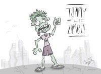 Tommy the Zombie