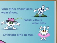 Examples of other snowflakes