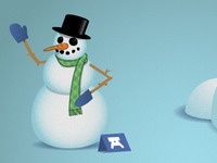 Snowman (Exhibit A)