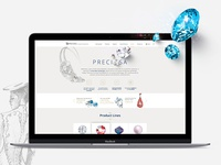 PRECIOSA crystal components NEW WEBSITE