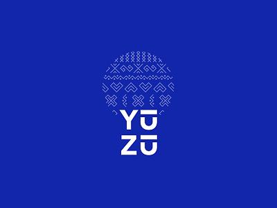 YUZU Brand Identity & Packaging honey fruit label jar packaging japan logo identity brand