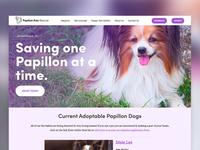 Pet Rescue Website Launched