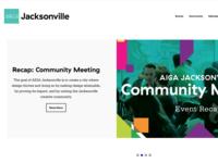 AIGA Jacksonville Upgrade!