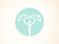 Tree & Bird logo