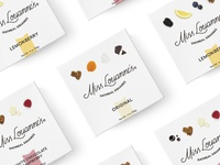 Miss Louanne's Oatmeal Squares Packaging