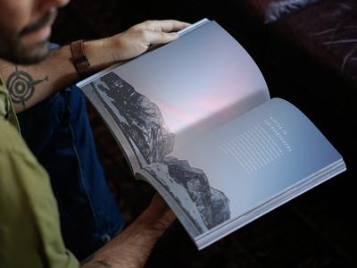 Modern Huntsman Magazine launch kickstarter book rustic print publication tattoo hunter editorial magazine hunting
