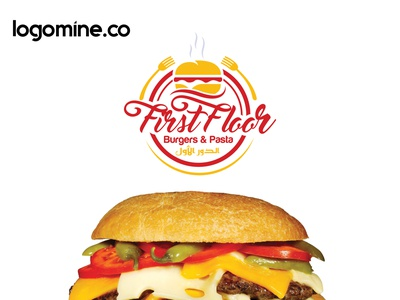 Unique burger logo-Fast food logo designs rebrand responsive logo dribbble best shot custom logo design typogaphy icon restaurant logo fast food logo brand identity logos logo design logomaker logomine logo illustration design illustrator graphic design branding burger logo
