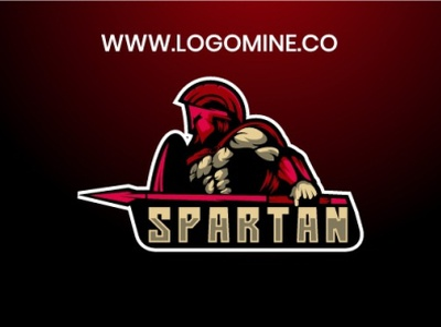 Spartan warrior logo logo design template twitch logo streamer logo esports logo mockup illustration design ui logomaker logo logomine illustration illustrator graphic design design branding mascot logo warrior logo mascotlogo spartan logo
